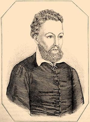 Miklós Istvánffy - Miklós Istvánffy (Vasárnapi Újság, 1857)
