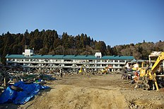Iwate Prefectural Takata Senior High School after tsunami.jpg