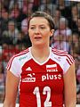 Izabela Kowalińska 02 - FIVB World Championship European Qualification Women Łódź January 2014.jpg