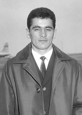 János Kajdi - János Kajdi in 1966