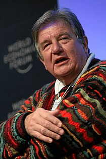 Jürgen R. Grossmann - World Economic Forum Annual Meeting Davos 2009.jpg