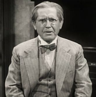 J. M. Kerrigan - J. M. Kerrigan in Undercover Agent (1939)