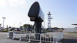 JASDF Nike-J acquisition radar at Hamamatsu Air Base Publication Center November 24, 2014 01.jpg