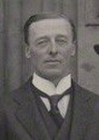 Ilkeston by-election, 1912 - Jack Seely