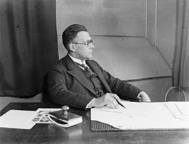 Jan de Vries in 1932