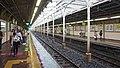 JR Sobu-Main-Line Asakusabashi Station Platform.jpg