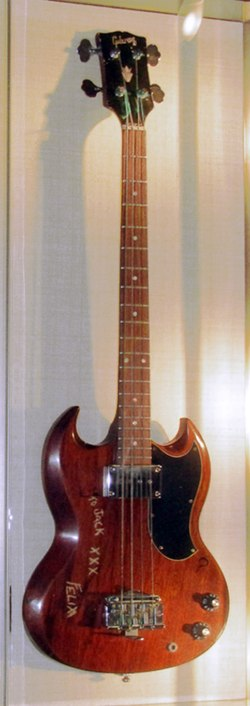 Jack Bruce's Gibson EB-0 Bass (vertical clip).jpg