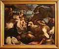 Jacopo bassano, adorazione dei pastori, 1553-54, 01.jpg
