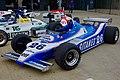 Jacques Laffite Ligier JS11 15 2019 Silverstone Classic (48557917442).jpg