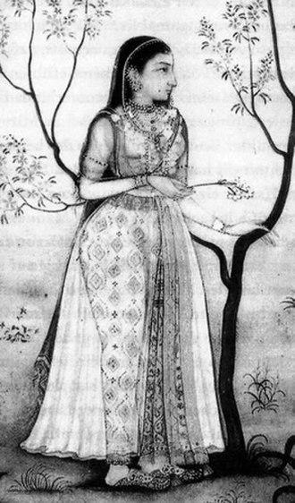 Jahanara Begum - Image: Jahanara 1635