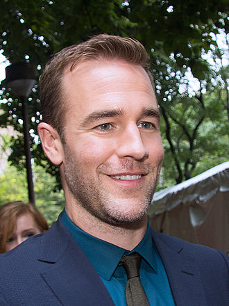 Dawson's Creek - Image: James Van Der Beek Sept 2013TIFF