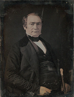 Wisconsin's 3rd congressional district - Image: James Duane Doty daguerreotype by Mathew Brady