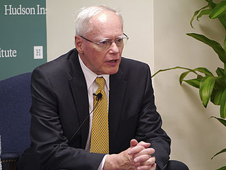 James Franklin Jeffrey - Jeffrey at a panel discussion on Turkey, the Kurds, and the Middle East at Hudson Institute 2015
