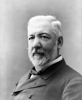 1892 Republican National Convention - Image: James G. Blaine cph.3b 14325