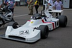 James Hunt Hesketh 308 2018 British Grand Prix (29870766798).jpg