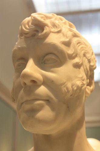 James Maitland, 8th Earl of Lauderdale - James Maitland by Joseph Nollekens