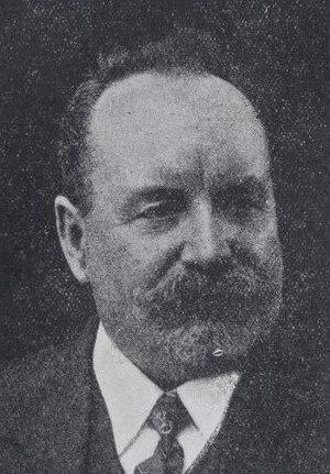 James Phillips Wilson