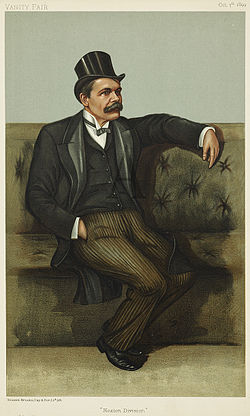 James Stuart Vanity Fair 1899-10-05