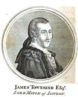 James Townsend (British politician) Lord Mayor of London