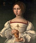 Jan Gossaert - Portrait of a young lady as Mary Magdalene, possibly Ysabeau.jpg