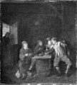 Jan Miense Molenaer - Peasants at an Inn - KMSsp479 - Statens Museum for Kunst.jpg