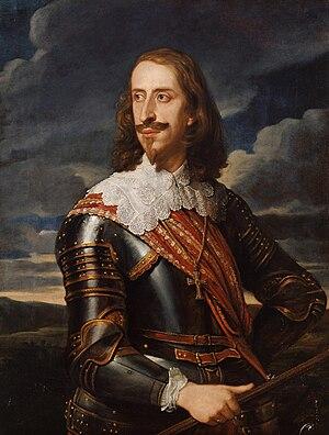 Jan van den Hoecke - Archduke Leopold Wilhelm in armor (1614-1662)