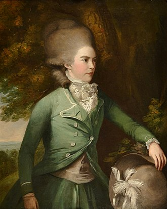 Daniel Gardner - Jane Gordon, Duchess of Gordon, née Lady Jane Maxwell. Daniel Gardner portrayed the Duchess in a green riding habit around 1780 (oil on canvas). The influence of Joshua Reynolds' late style is clearly visible.