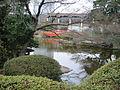 Japanese Garden on site of the New Otani Hotel, Tokyo (2003).jpg