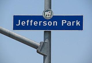 Jefferson Park, Los Angeles Neighborhood of Los Angeles in California, United States