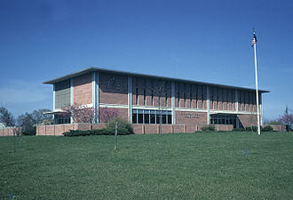 Jefferson County, Kansas - Image: Jefferson county courthouse kansas