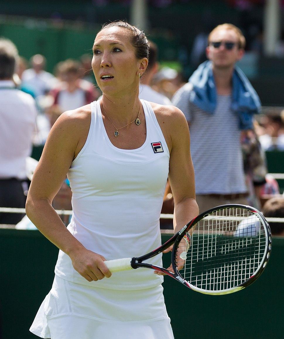 Jelena Janković 4, 2015 Wimbledon Championships - Diliff