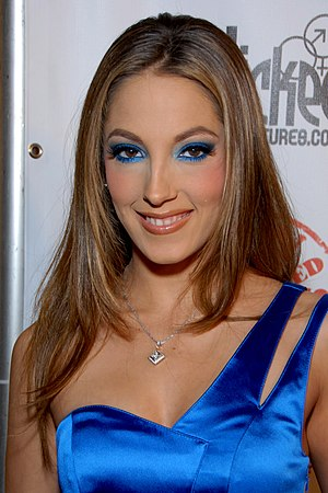 20th AVN Awards - Jenna Haze, Best New Starlet winner