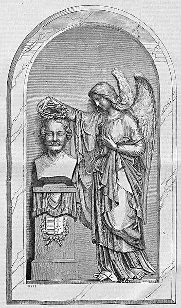 Archivo:Jeszenák János síremléke.jpg
