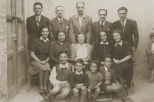 Jewish Families Kavajë