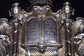 Jewish Silver Torah Shield - 8338.jpg