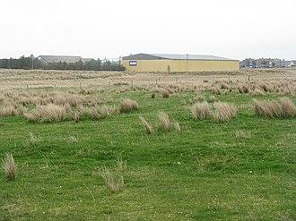Parkend, Lewis - Image: Jewson at Sandwick Sanndabhaig (geograph 3466598)