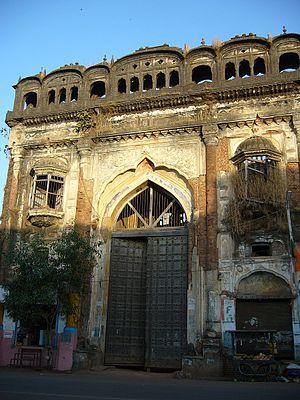 Jeypore - Raja Mahal, Jeypore