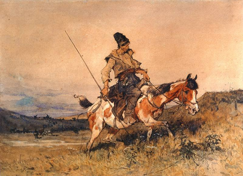 Jezdziec kozacki