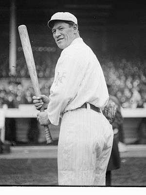 1913 New York Giants season - Jim Thorpe at the Polo Grounds