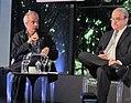 João Gabriel de Lima entrevistando Carlos Eduardo Lins da Silva.jpg