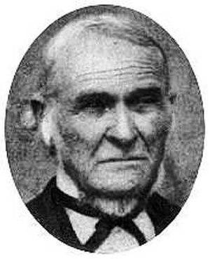 Joel H. Johnson - Johnson later in life