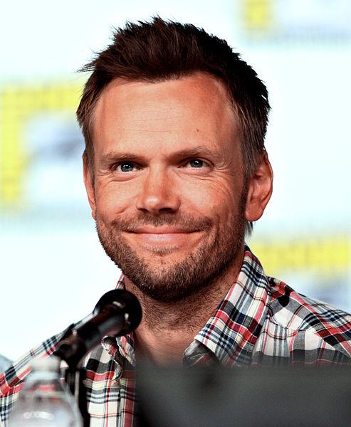 Joel McHale -Host