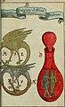 Joh. Michaelis Faustij Compendium alchymist. novum, sive, Pandora explicata and figuris jllustrata, das ist, Die edelste Gabe Gottes, oder, Ein güldener Schatz - mit welchem die alten und neuen (14598331368).jpg