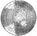 Johannes Schöner, globe of 1533, southern hemisphere.jpg