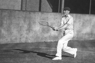 John Bromwich Australian tennis player