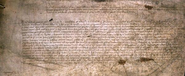 John Cabot patent