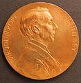 John Pope Hennessy medal.JPG