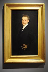 Portrait of Léon Delafosse