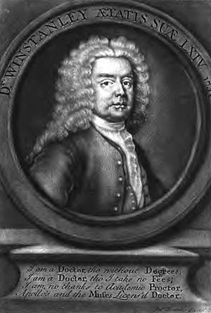 John Winstanley - John Winstanley