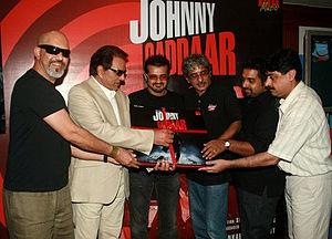 Johnny Gaddaar - Image: Johnny Gaddaar Music Launch